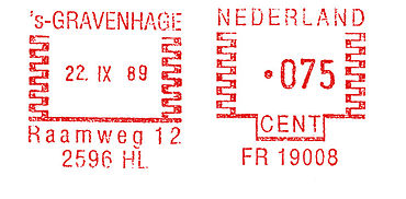 Netherlands stamp type CA13.jpg