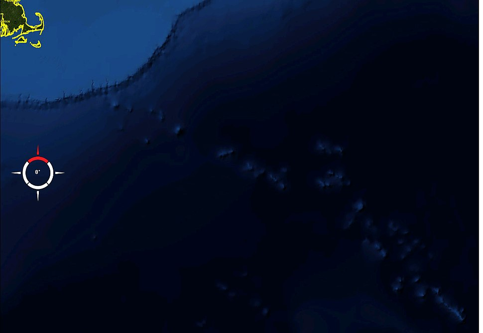 NewEngland Seamount Chain