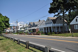 Morris Cove Historic District United States historic place