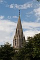 New Ross Church of St. Mary and St. Michael Spire as seen from Cross Street 2012 09 04.jpg