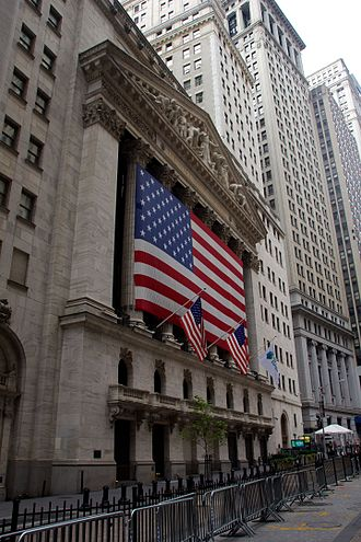 New York Stock Exchange - bor c f uder