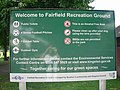 New information board at Fairfield - geograph.org.uk - 854384.jpg