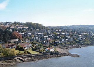 Newport-on-Tay town in Fife, Scotland