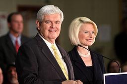 Newt & Callista Gingrich