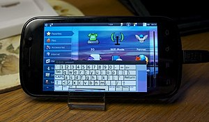 Ubuntu (operating system) - Ubuntu running on the Nexus S, a smartphone that ran Android prior to Ubuntu