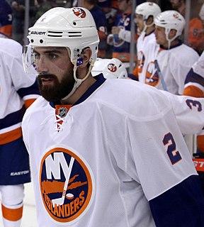 Nick Leddy American ice hockey player