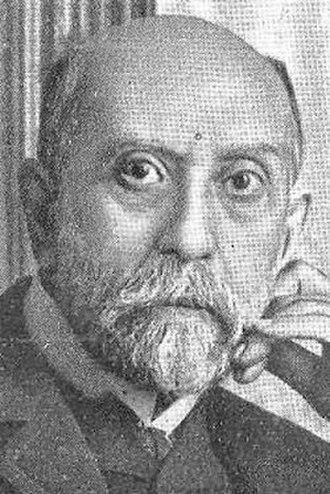 President of the Republic (Spain) - Image: Nicolás Salmerón 1908 (cropped)