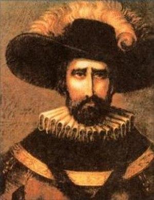 Nicolás de Ovando y Cáceres - Image: Nicolás de Ovando y Cáceres portrait