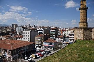 Niğde Municipality in Turkey