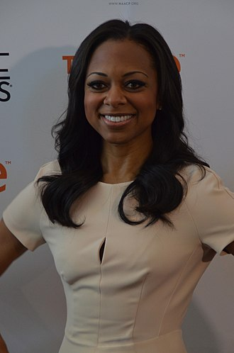 Nischelle Turner - Turner at the 46th NAACP Image Awards Nominee Press Conference