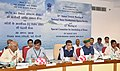 Nitin Gadkari chairing the 15th meeting of special committee for interlinking of rivers and 32nd annual general meeting of NWDA, in New Delhi (1).JPG