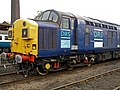 No.37087 Keighley & Worth Valley Railway (Class 37) (6163789139) (2).jpg