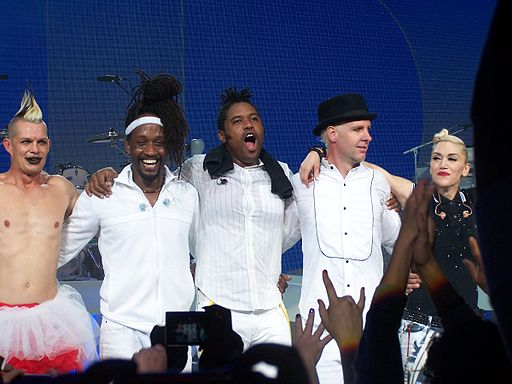 No Doubt at Summer Tour 8