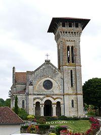 Nomdieu - Église Saint-Jean-Baptiste - 1.jpg