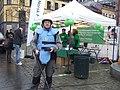 Norsk Folkehjelp på Youngstorget (6272740710).jpg
