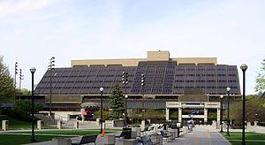 North York Civic Centre - Image: North York Civic Centre