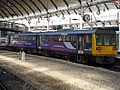 Northern Rail Class 142, Newcastle.jpg