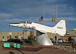 Northrop T-38A Talon - New Mexico Gate Guard.jpg