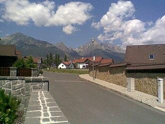 Nová Lesná - Image: Nová Lesná 1 (2009)
