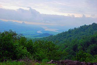 Noyemberyan - Noyemberyan countryside