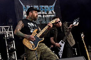 Nuclear Assault - Nuclear Assault at Party.San Open Air 2015