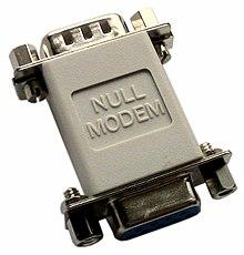 null modem null modem