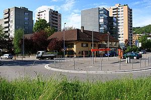Obersiggenthal - Image: Nussbaumen (AG) IMG 9782 Shift N