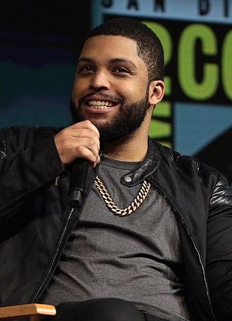 O'Shea Jackson Jr. - Jackson at the 2018 San Diego Comic-Con