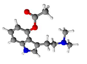 O-Acetylpsilocin - Image: O Acetylpsilocin