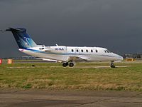 OE-GLS - C650 - Tyrolean Jet Services