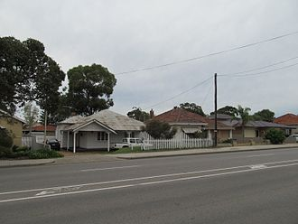 Bayswater, Western Australia - Image: OIC bayswater houses garratt rd