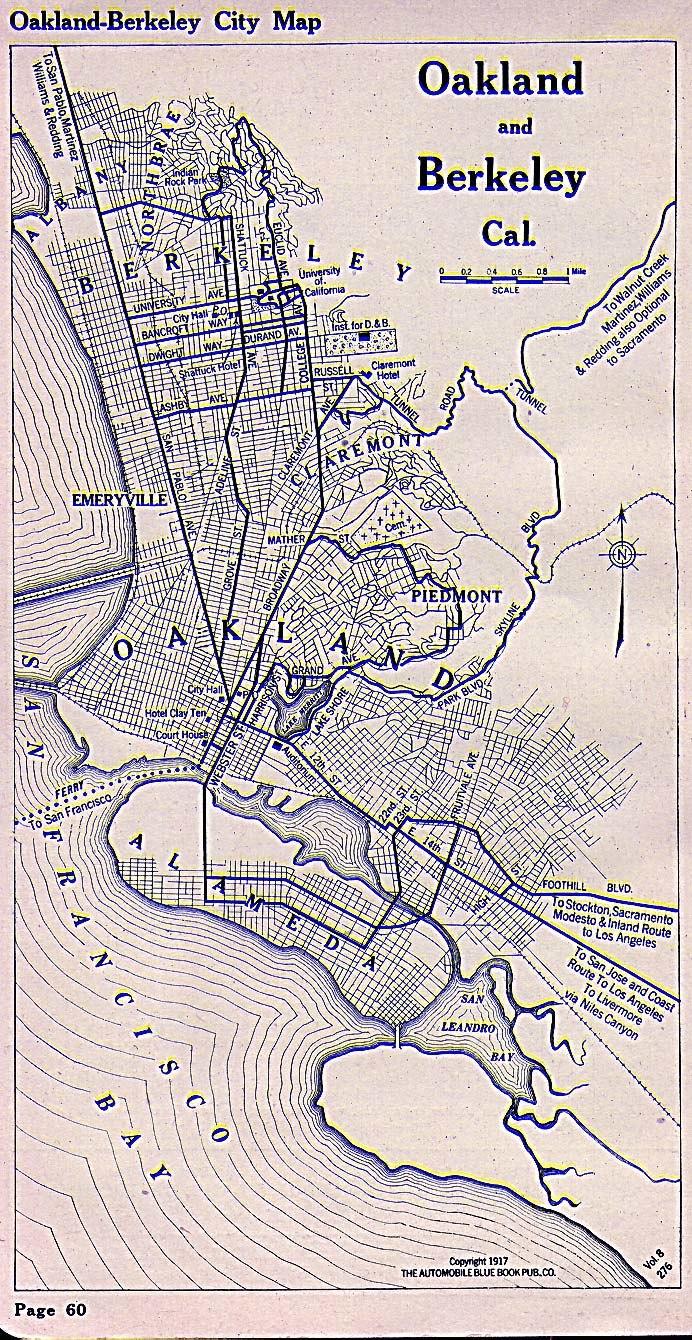 Oakland 1917