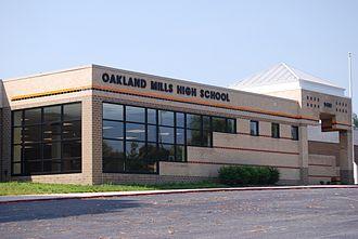 Oakland Mills High School - Oakland Mills High School