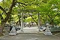 Oasahiko-jinja, torii.jpg