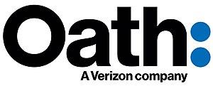 Das neue Logo und Name nach der Zusammenlegung der Marken Yahoo! und AOL