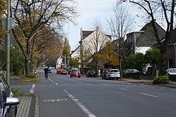 Obermeidericher Straße in Duisburg