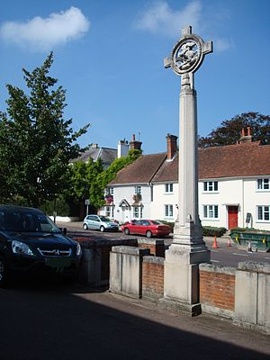 Odiham - The war memorial