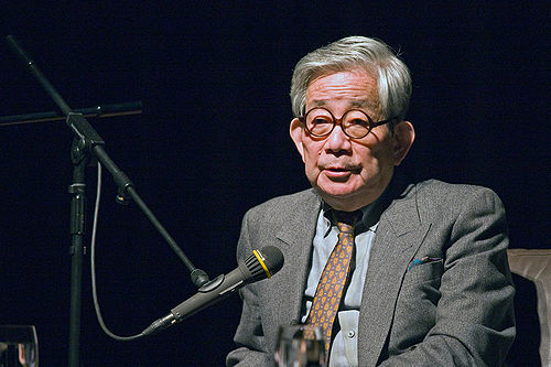 大江 健三郎(Kenzaburo Ohe)Wikipediaより