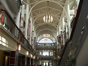 Ohio Union - Image: Ohio Union Ceiling