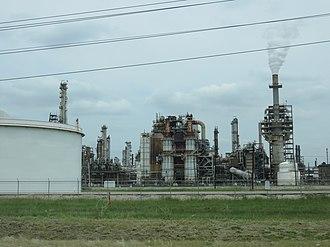 LyondellBasell - Facility in Houston