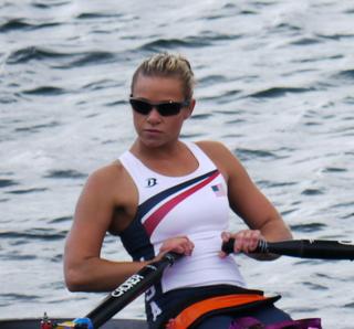 Oksana Masters Ukrainian-born American Paralympic rower and cross-country skier