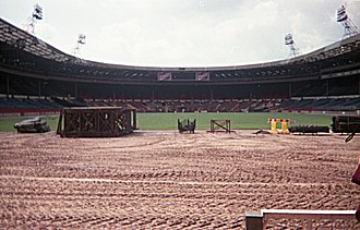 1991–92 European Cup - Wembley Stadium in London hosted the final.