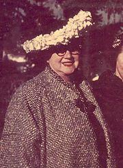 Olga Engdahl 1951