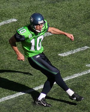 Olindo Mare - Mare with the Seattle Seahawks
