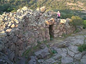 Monte Claro culture - Olmedo - Monte Baranta