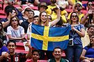 Olympic Games 2016 match between the women's teams of the United States - Sweden. 04.jpg