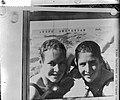 Olympische Spelen te Rome, Cocky Gastelaars en Dawn Fraser (r), Bestanddeelnr 911-5349.jpg