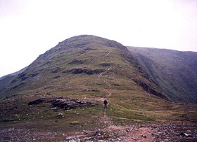 On the col below Beinn Laoigh (Ben Lui) - geograph.org.uk - 100516.jpg
