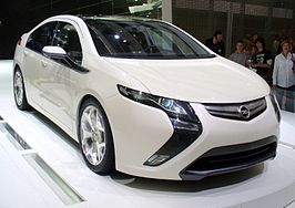 Opel Ampera Wikipedia