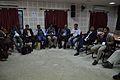 Open Discussion - Collaboration among Bengali Language Wikipedians of Bangladesh and West Bengal - Bengali Wikipedia 10th Anniversary Celebration - Jadavpur University - Kolkata 2015-01-09 2965.JPG